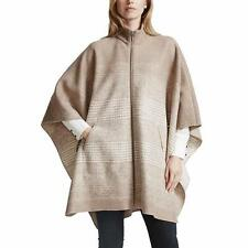 Bernardo Women's Tan Taupe Poncho Zip Front Select Size CHEAP