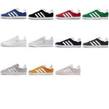 adidas Originals Gazelle OG Mens Suede Vintage Shoes Classic Sneakers Pick 1