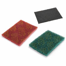1/5/10/20pcs Scotch-brite Scoch Abrasive Finishing Pads Ceaning Scouring