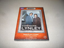 INSPECTOR LYNLEY BOX 7 DVD BRAND NEW AND SEALED FREE UK POSTAGE COST'S