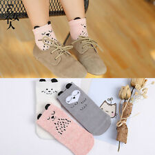 Baby Boys Girls Socks Non-Slip Cartoon Cotton Socks NewBorn Infant Toddler cute