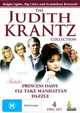 The Judith Krantz Collection DVD BRAND NEW SEALED