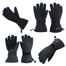 MCTi Men Waterproof  40g 3M Thinsulate Ski Skiing Snow Snowboarding Hot Gloves