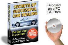 CAR SALES - sell / selling cars - motor trader business opportunity starter pack