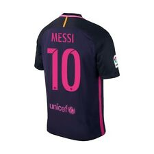 Nike FC Barcelona 2016 - 2017 Messi #10 Away Soccer Jersey Brand New