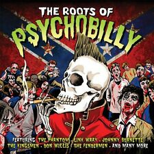 Roots Of Psychobilly - 2 DISC SET - Roots Of Psychobilly (2012, Vinyl NEW)