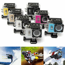 "720P 1.5"" SJ4000 HD Sports DV Action Camera Helmet Bike Camera Mini Camcorder"
