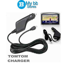 Mini USB In Car Charger For TomTom ONE IQ Routes Europe ONE IQ Routes UK +