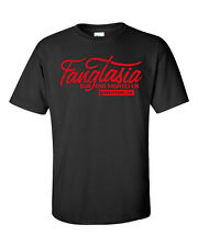 FANGTASIA BAR & NIGHT CLUB BLOOD VAMPIRE TRUE Men's Tee Shirt