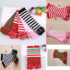 Girls Novelty Cute Socks Baby Leg Warmers Sock Kneepad Tight Stocking Socks