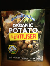 Growing Sucess Organic Potato Fertiliser Feed 1.25kg only £6.99 delivered