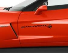 STINGRAY Decal Fits Chevy CORVETTE C6 C7 also in Carbon Fiber Chevrolet 23""