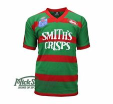 South Sydney Rabbitohs 1989 Retro Rugby League Jersey