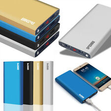 AU 50000mAh Dual USB Portable External Battery Charger Power Bank For Cell Phone