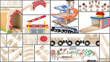 TRAINible Train Tracks Extendible Compatible with BigJigs Brio Gamez Galore Ikea