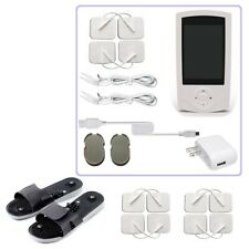 TENS Unit Tens Massager Digital Therapy Acupuncture 8 Pads Machine Female III