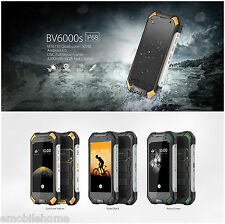 4.7'' Blackview BV6000S 4G Smartphone Android 6.0 Waterproof Quad Core 2GB+16GB