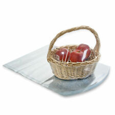 "SELECT QTY Gift Basket PVC Heat Shrink Wrap Film 14x24 Fitted Dome Bag 14""x24"""