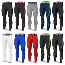 New Mens Baselayer Long Pants Armour Compression Tights Trousers Gym Apparel