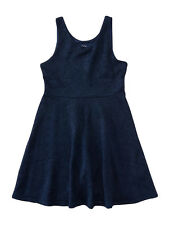 aeropostale kids ps girls' floral lace skater dress