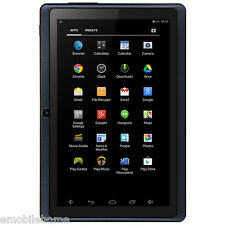 7'' Q88 Tablet PC Android 4.4 Quad Core A33 512MB+4GB 1.2GHz OTG WiFi US WVGA