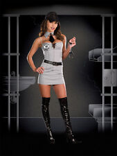 """DREAMGIRL 7696 Sexy Police """"Officer Amanda Frisk""""  costume  various sizes NEW"""