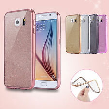 Goody ShockProof Silicone Rubber Clear Case Cover For Samsung Galaxy Models 1Pcs