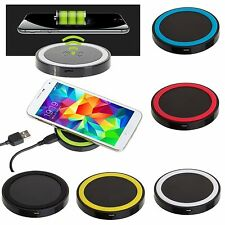 Universal Qi Wireless Power Charging Charger Pad For Mobile Phone SmartPhone BE