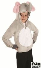 Elephant Fancy Dress Costume Girls Animal Costumes