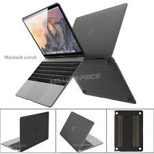 """For 12"""" Macbook Retina 13"""" Pro Frosted Matte Case Soft Sleeve Bag Keyboard Cover"""