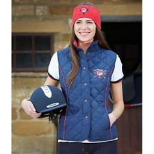 New Toggi Team GBR Rio Ladies Quilted Gilet - Navy - Was £49.50