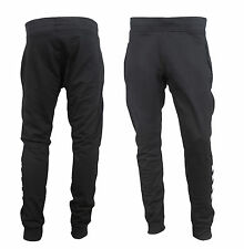 JOGGING RUNNING GYM TRACKSUIT BOTTOMS SWEAT PANTS MEN'S FLEECE SPORTS TROUSERS