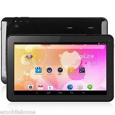 """10.1"""" A33 Android 4.4 Tablet PC Quad Core 1.3GHz WSVGA Screen Cameras 8GB"""