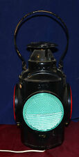 Electrified HLP CNR Non Sweating Lamp Antique Railroad Switch Lantern Canadian