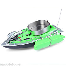 Mini RC Fishing Adventure Lure Bait Boat for Finding Fish
