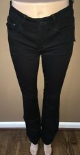 NWT Joe's Jeans 'Muse Icon' High Rise Bootcut Stretch Jeans Micah Black 31