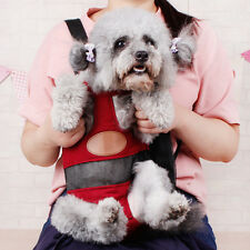Dog Cat Pet Puppy Dog Sling Carrier Backpack Front Tote Net Bag Purse Travel New