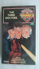 Doctor Who The Three Doctors   Original Release