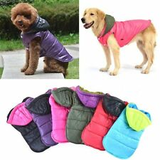 Large Pet Dog Winter Warm Apparel Clothes Cute Hoodie Jacket Puppy Coat Sweater