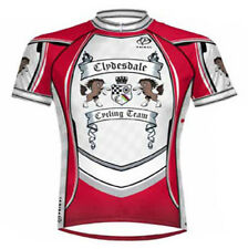 Primal Wear Clydesdale Cycling Team Jersey Men's New bike bicycle + Defeet Socks