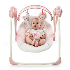 Baby Swing Infant Portable Harmony Ingenuity Comfort Chair Recline Seat cradle