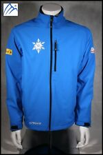 SPYDER USSA WATERPROOF BREATHABLE USA SKI TEAM ACADEMY SHELL JACKET MENS S