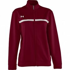Under Armour Womens Team Campus Warm Up Full Zipper Jacket  Save 50%  XXL 2XL