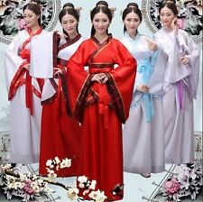 20 Style Chinese Tang Dynasty Ruqun Hanfu Suit Cosplay Women Gown Dress Costume