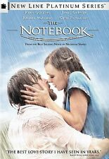 The Notebook 2004 - DVD