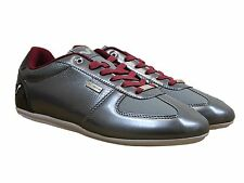 MENS VOI JEANS MURANO ANIMAL SHINY TRAINERS IN 2 COLOURS