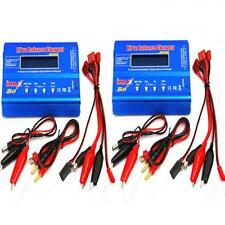 2pc iMAX B6 LCD Screen Digital RC Lipo NiMh Battery Balance Charger BE