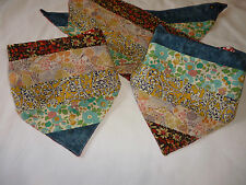 Patchwork Liberty of London fabric baby Girls Bibs/Dribble bib/Bandanna Handmade