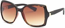 West Coast Sunglasses Wood Textured Over Sized Womens Fashion Sunglasses