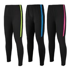 Men's Soccer Football Leg Athletic Training Sports Gym Track Running Pants Sweat